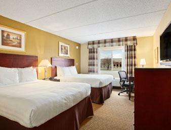 Deluxe Two Queen Room