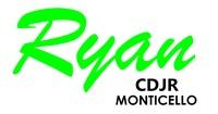 Ryan CDJR of Monticello