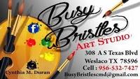 Busy Bristles Art Studio