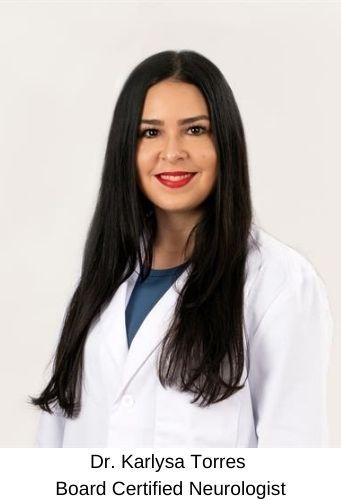 Dr. Karlysa Torres - Board Certified Neurologist
