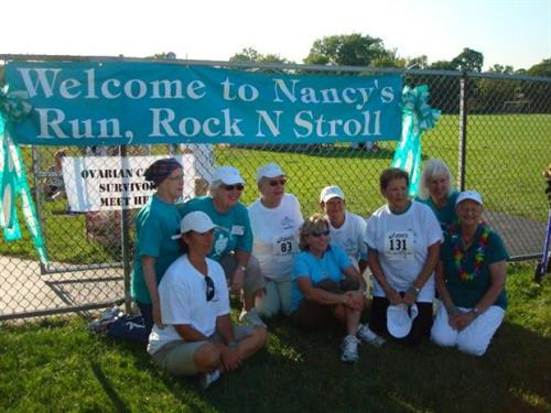 Nancy's Run, Walk & Stroll, 2010 - Survivors