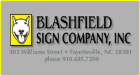 Blashfield Sign Company, Inc.