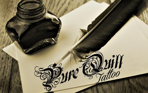 Pure Quill Tattoo