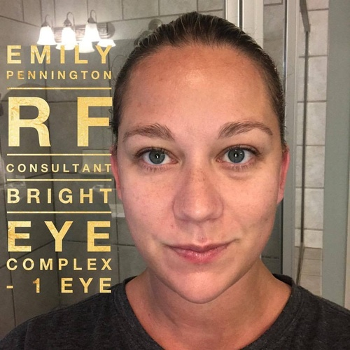 Reverse Brightening with eye complex