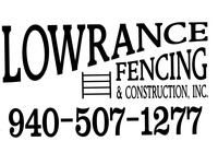 Lowrance Fencing and Construction Company