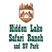 Hidden Lake Safari and RV Park