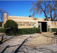 Gladys Johnson Ritchie Public Library