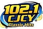CJCY-FM, 102.1  (A Division of Rogers Broadcasting)