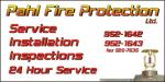 Pahl Fire Protection Ltd.