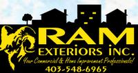 RAM Exteriors Inc.