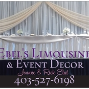 Ebel's Limousines & Event Decor