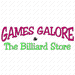 Games Galore & The Billiard Store