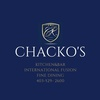 Chacko's Kitchen & Bar