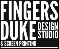 Fingers Duke Design Studio & Screen Printing
