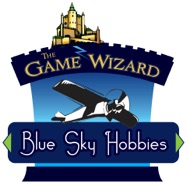 The Game Wizard & Blue Sky Hobbies