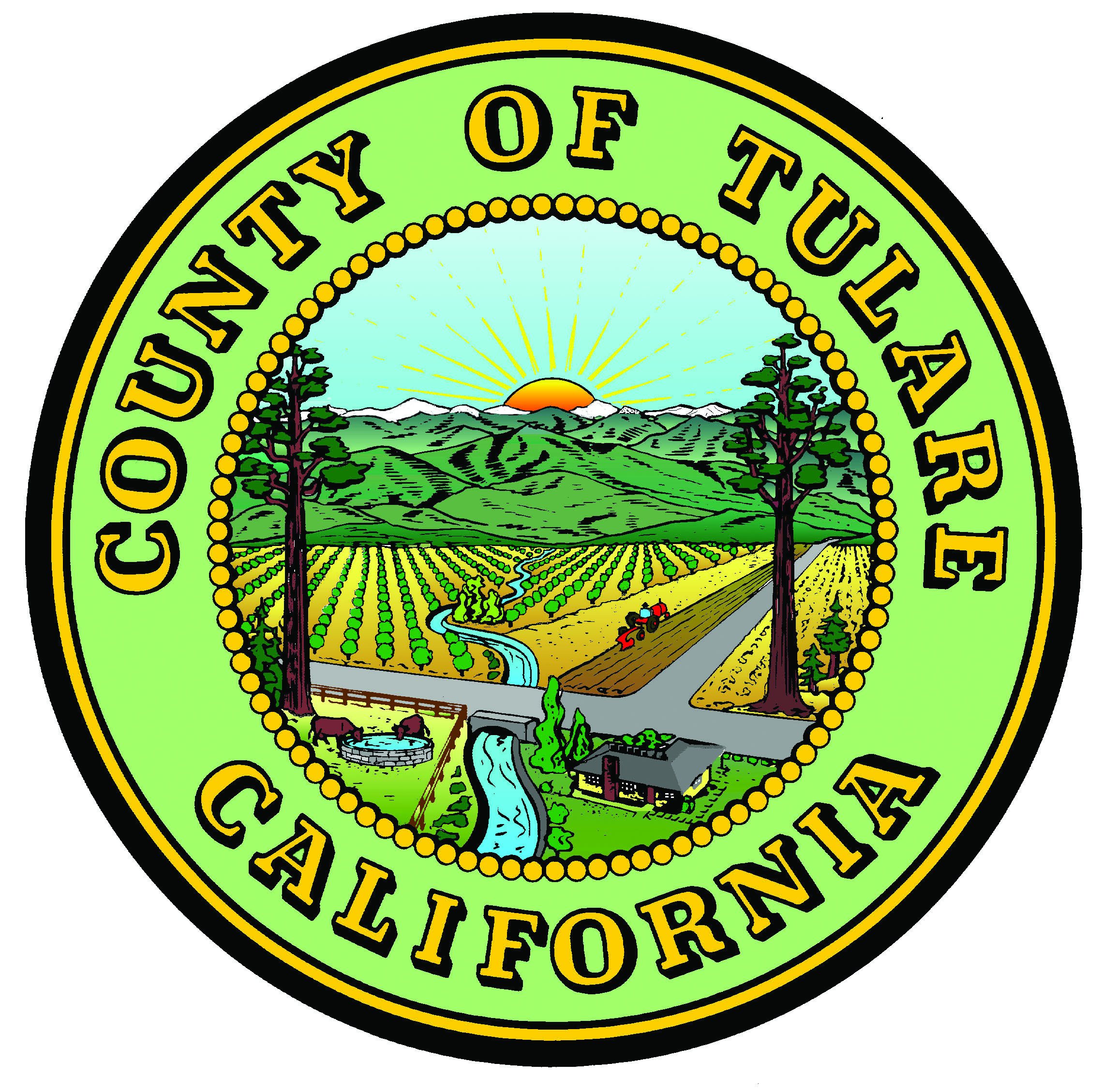 County of Tulare Board of Supervisors
