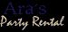 Ara's Party Rental