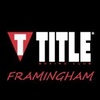 TITLE Boxing Club-Framingham