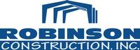 Robinson Construction, Inc.
