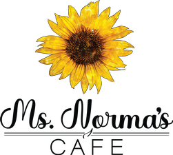 Ms. Norma's Cafe - COMING SOON!