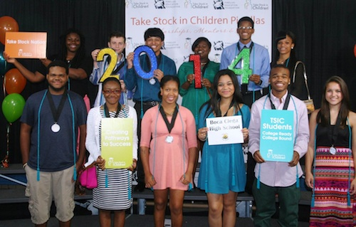 Take Stock in Children Scholarship Recipient