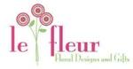Le Fleur Floral Designs & Events