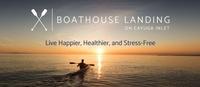 Boathouse Landing on Cayuga Inlet