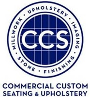 Commercial Custom Seating & Upholstery, Inc.