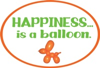 Happiness is a Balloon