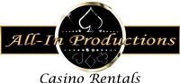 All-In Productions Casino Rentals, LLC