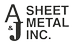 A & J Sheet Metal Inc