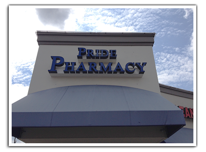 Pride Pharmacy Servicing Highland Park & Uptown Dallas Texas