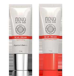 NovoScarMD Scar Cream | the Most Scientifically Advanced Scar Cream on the Market