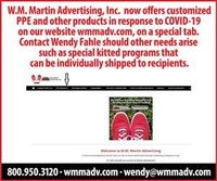 W.M. Martin Advertising, Inc.
