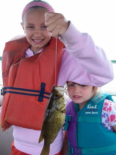 Every week all summer...Kids Pontoon Fishing Trip!  Lot's of Family Fun!