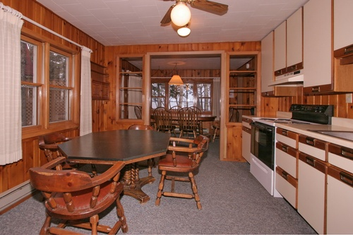 Kitchen Dining area Villa #26