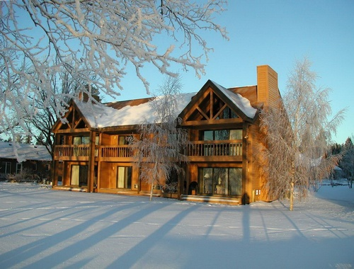 Ruttger's Cedar Lodge
