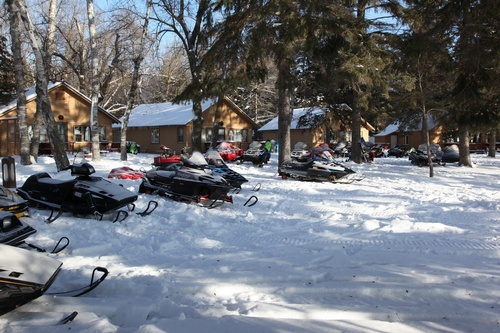 snowmobile wonderland
