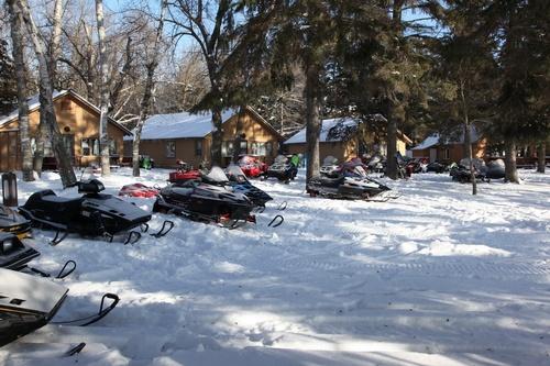 snowmobile wonderland