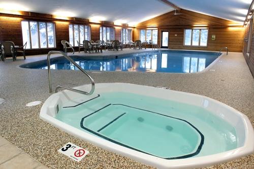 Ruttger's indoor pool complex