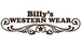 Billy's Western Wear