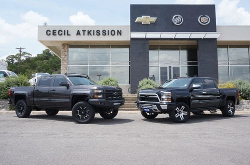 Cecil Atkission Motors >> Cecil Atkission Motors Kerrville Auto Dealers