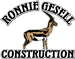 Ronnie Gesell Construction, LLC