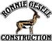 Ronnie Gesell Construction, LLC