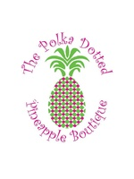Polka Dotted Pineapple