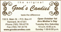 Good's Candies (the Original)