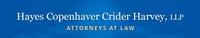 Hayes Copenhaver Crider Harvey LLP