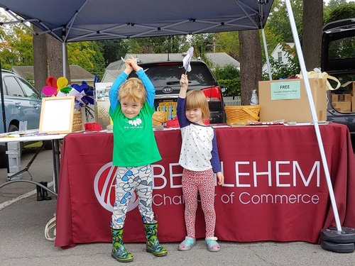 The Bethlehem Chamber at the Farmers Market
