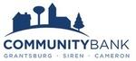 Community Bank- Siren, Cameron, Grantsburg