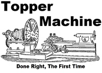 Topper Machine